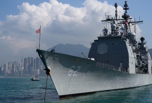 TIKTAK.ID - Lagi, Beijing Tolak Kunjungan Kapal Militer AS ke Hongkong
