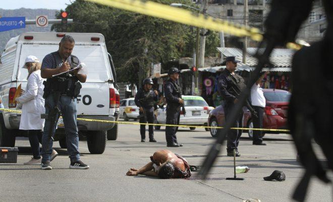 TIKTAK.ID - 10 Anggota Kartel Meksiko Tewas Usai Bentrok dengan Polisi
