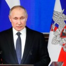 Putin: Polandia Berkolusi dengan Hitler Pada Perang Dunia II