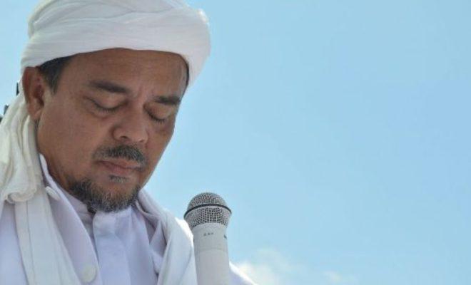 Rizieq Shihab: Pemerintah Indonesia yang Gelar Sinetron Pencekalan ini