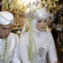 Sah! Rezky Aditya-Citra Kirana Nikahan di Bandung