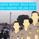 TIKTAK.ID - Ikuti Aturan KemenpanRB, Anies Ancam Sanksi ASN DKI Ikut Reuni 212