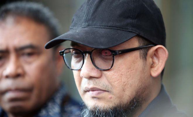 Setelah 2,5 Tahun, 2 Penyiram Novel Baswedan Berhasil Dibekuk Polisi
