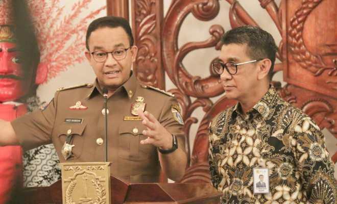TIKTAK.ID - Kontroversial, Ketua DPRD DKI Ingin TGUPP Anies Baswedan Jadi Sasaran Operasi Tangkap Tangan