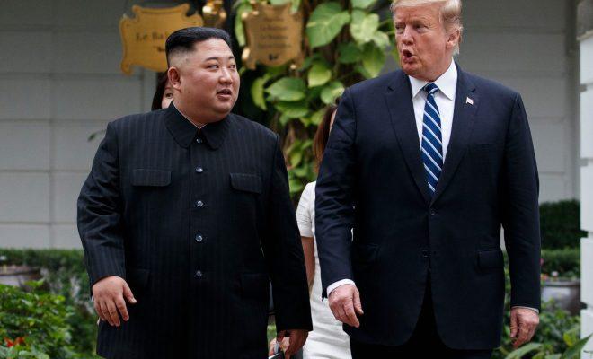 Trump Juluki Kim Jong Un 'Rocket Man'