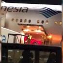Viral Beredar Video Pesawat Garuda Angkut Ferrari Merah, Ini Komentar Erick Thohir