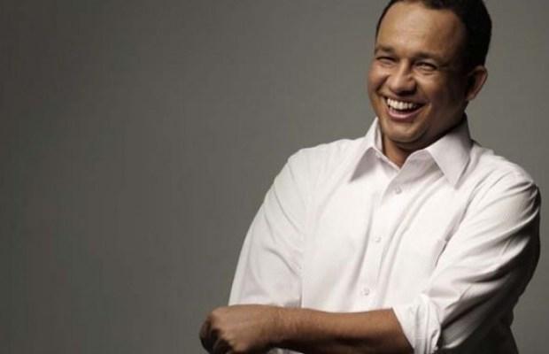 Anies Tertawakan Jokowi