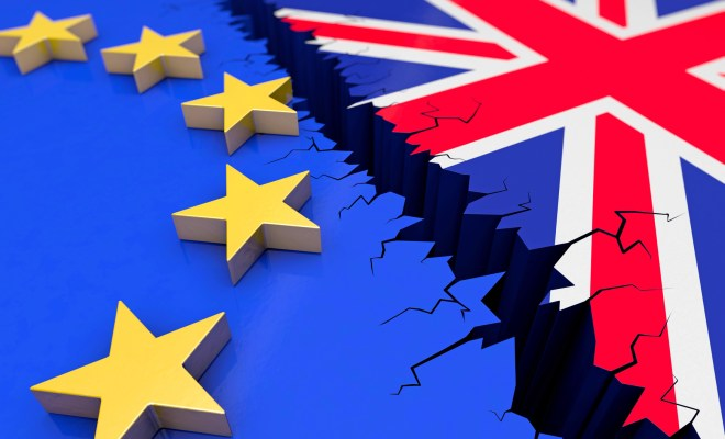 TIKTAK.ID - Inggris: Selamat Tinggal Uni Eropa