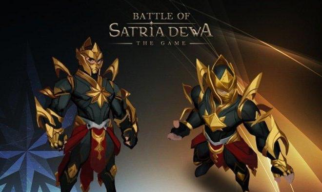 Battle of Satria Dewa: Game Tempur Online Citarasa Indonesia