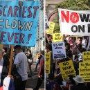 Demonstrasi di Sejumlah Kota Besar Amerika Kutuk Pembunuhan Qassem Soleimani