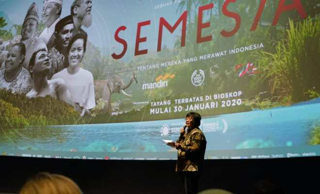 Film Dokumenter 'Semes7a' Garapan Nicholas Saputra Ungkap Krisis Ekologi yang Nyata Terjadi di Indonesia