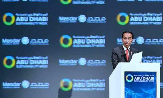 Jokowi Janji Sulap Nikel Jadi Lithium untuk Smartphone dan Mobil Listrik