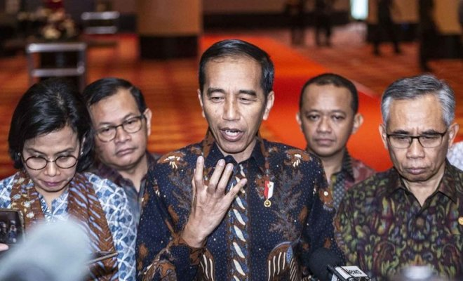Jurus Sovereign Wealth Fund Jokowi