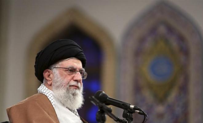 Khamenei Menyatakan Serangan Iran Semalam Hanya Tamparan ke wajah AS