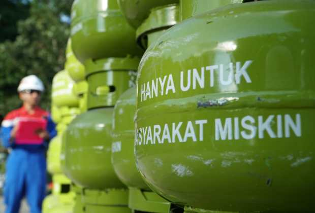 TIKTAK.ID - Tak Ingin Salah Sasaran, Ahok Akan Salurkan Gas Melon 3 Kg Secara Tertutup