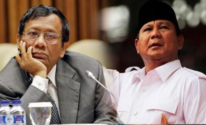 Mahfud MD Ngaku Garang, Tak Sungkan Tegur dan Marahi Prabowo