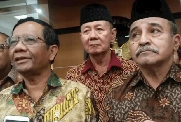 TIKTAK.ID - Bertemu Lembaga Persahabatan Ormas Islam, Mahfud Soroti Khilafah dan Islamofobia