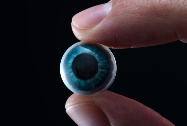 Mojo Vision, Teknologi AR pasa Kontak Lensa