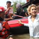 TIKTAK.ID - Rumahnya Terendam Banjir, Nikita Mirzani 'Omeli' Anies Baswedan