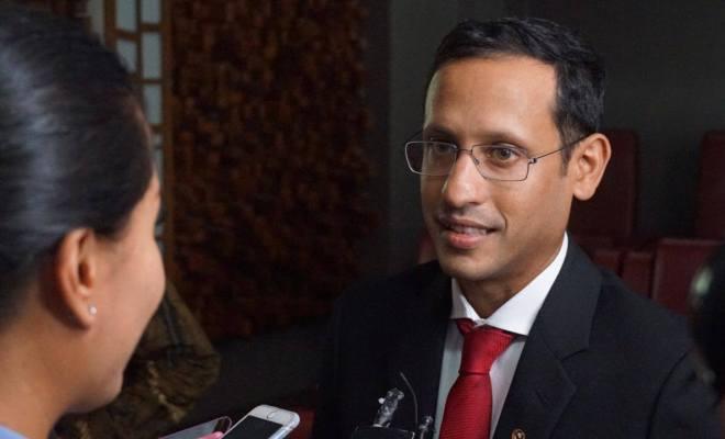 TIKTAK.ID - Nadiem Ungkap Sosok Paling Bekerja Keras di Kabinet Indonesia Maju