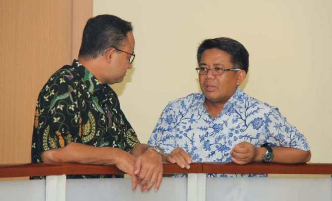 Pimpinan PKS: Dikritik Soal Penanganan Banjir, Anies Dilarang Baper