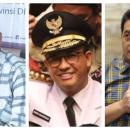 Prabowo Restui Nurmansyah dan Riza Patria Jadi Cawagub DKI