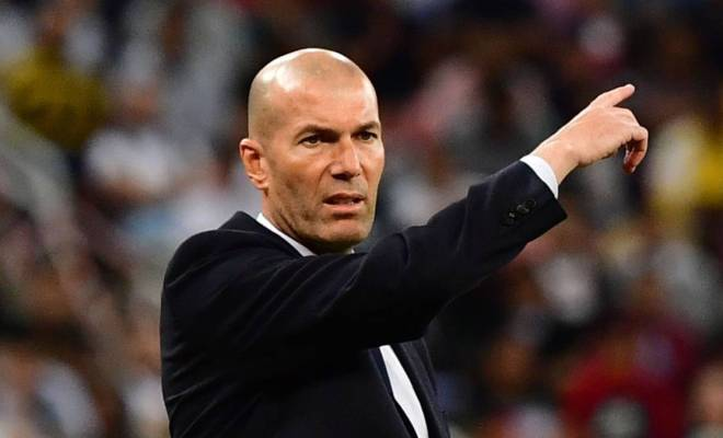 Real Madrid Tak Terkalahkan dalam 14 Pertandingan Terakhir, Apa Rahasia Taktik Zinedine Zidane