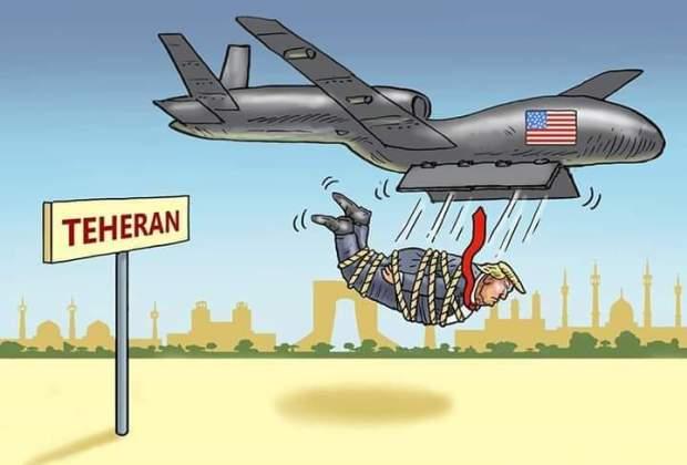 Saat Tagar #IranvsUSA dan #IranAttacks Puncaki Trending Topic Twitter, Cuitan Akun Parodi @RobertDeNiroUS Tetap Menggelitik