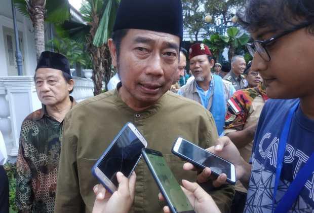 Sebut Korban Tewas Akibat Banjir Era Anies 'Hanya' 4 Orang, Haji Lulung Disemprot Rosi: Itu Nyawa Pak!