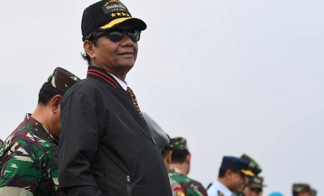 Tolak Tawaran Amerika Amankan Natuna, Mahfud MD Akui RI Tak Mau Ikut Terseret Perang Lawan China