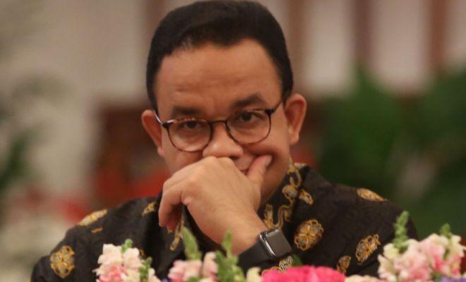 Anies Sebut Jabatan Presiden dan Gubernur Sama Saja, Apa Maksudnya?