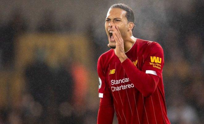 Benarkah Juventus Niat 'Membajak' Virgil Van Dijk dari Liverpool?