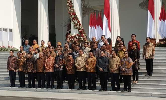 Hasil Suvey IPO: Dua Menteri Jokowi ini Kinerjanya Paling Buruk dan Sering Buat Gaduh, Siapa Mereka?