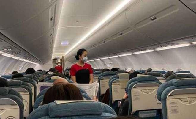 Indonesia Jemput WNI dari China Gunakan Pesawat Berteknologi HEPA yang Mampu Isap Virus Corona