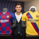 Ini Dia Bek Belia Rekrutan Barcelona dari Boca Juniors