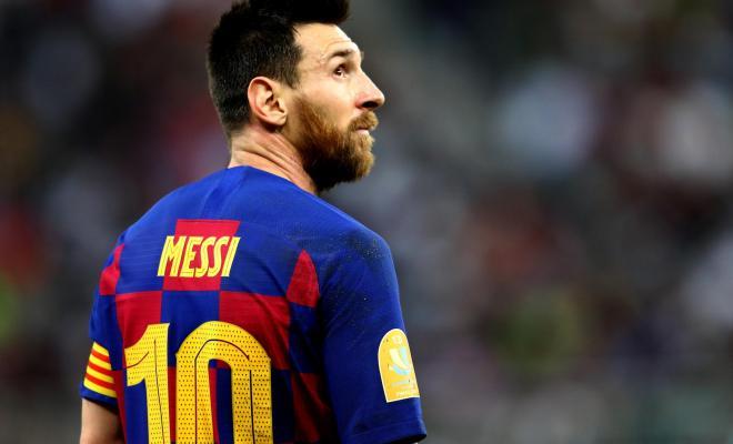 Ini Dia Deretan Klub yang Paling Mungkin 'Mencabut' Lionel Messi dari Barcelona