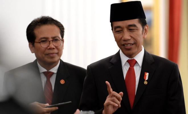 Jokowi Jawab Kritik China Soal Cara Indonesia Hadapi Virus Corona