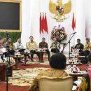 Kumpulkan Pendukungnya di Istana Bogor, Jokowi Diskusikan Menteri yang Bakal Direshuffle