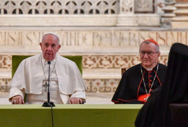 TIKTAK.ID - Paus Kecam Kesepakatan Abad Sebagai Solusi 'Tak Adil' untuk Palestina