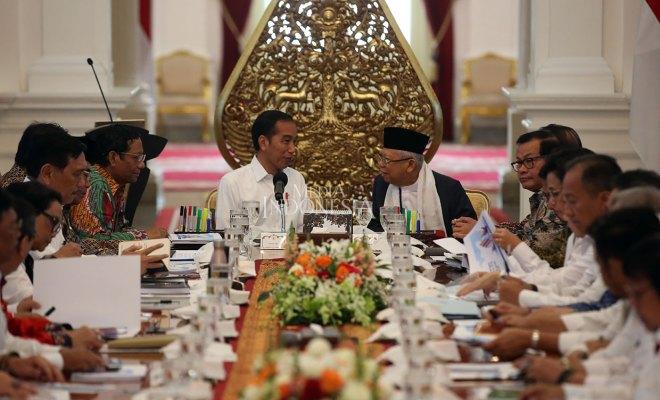 TIKTAK.ID - Hasil Survei: Ada 5 Menteri Jokowi yang Layak Dicopot. Siapa Saja?