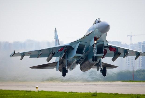 Rencana Menhan Prabowo Borong 11 Unit Sukhoi Su-35 Kian Tak Jelas, Apa yg Terjadi?
