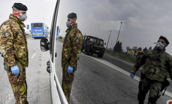 Seorang Tentaranya Terjangkit Virus Corona di Korea Selatan, Militer Amerika Cegah Penularan ke Seluruh Pasukan