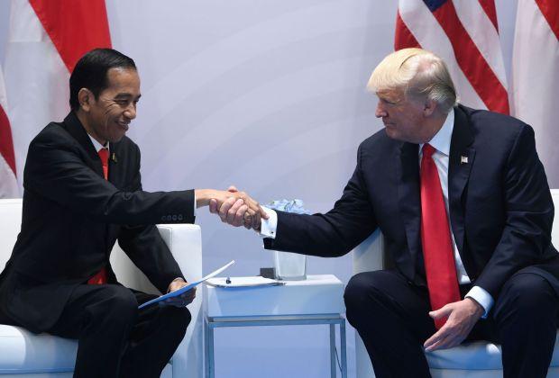 Valid! Coret Indonesia dari Daftar Negara Berkembang, Ekonom: Ini Akal Liciknya Trump Saja