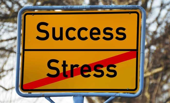 4 Langkah Ubah Stres Jadi Sukses