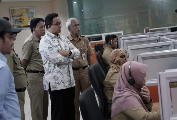 TIKTAK.ID - Jokowi Instruksikan Tes Corona Massal, Respons Anies: Kita Akan Lakukan dengan Tertib dan Rapi