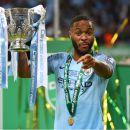 Raheem Sterling Bawa Manchester City Juara Carabao Cup