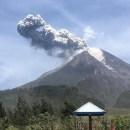 Baru Tiga Hari Sudah Empat Kali Erupsi, Netizen Bercanda: Gunung Merapi 'Batuk' Gara-Gara Corona