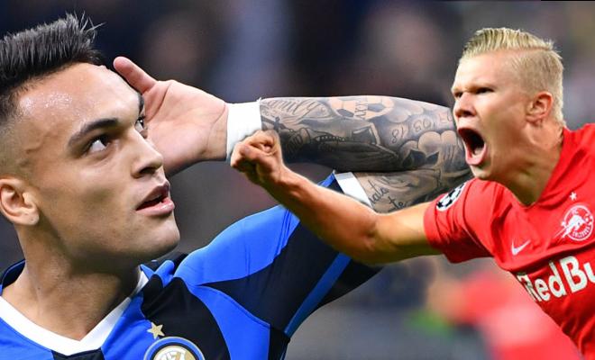 TIKTAK.ID - Haaland dan Lautaro Pimpin Deretan 30 Pemain Klub Eropa yang Harganya Melonjak Drastis