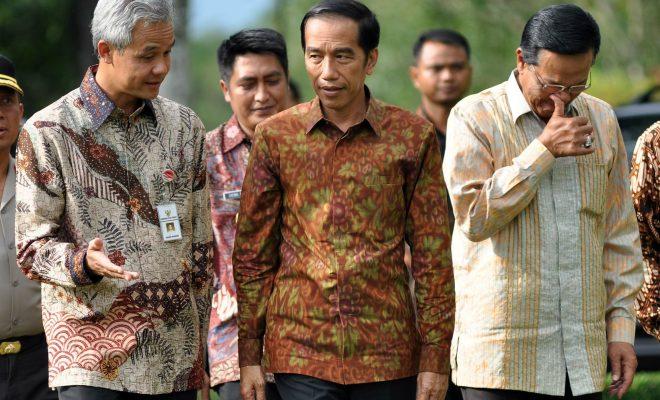 TIKTAK.ID - Temui Jokowi, Kagama Siap Bantu Pemerintah Hadapi Virus Corona