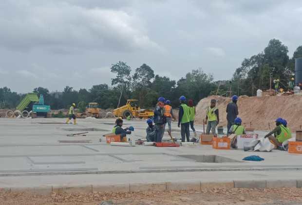 Jawab Kritik Publik, Pemerintah Gerak Cepat Bangun Fasilitas Karantina di Pulau Galang